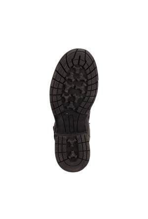 Forester 3103 M 1393 Siyah Erkek Deri Modern Ayakkabı