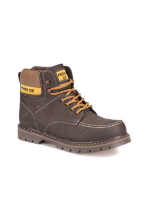 Panama Club 9070 M 1597 Kahverengi Erkek Worker Ayakkabı