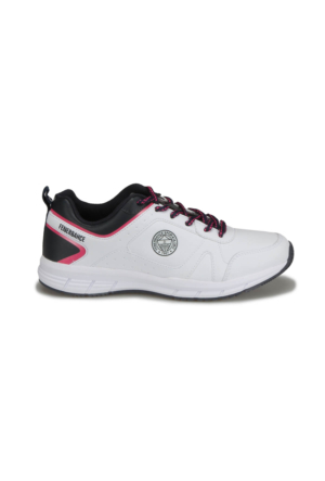 Fb A1310346 Beyaz Fuşya Kadın Koşu Ayakkabısı