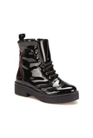 Miss F A7200076 Siyah Kadın Ayakkabı
