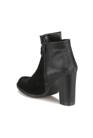 Miss F A7200083 Siyah Kadın Ayakkabı
