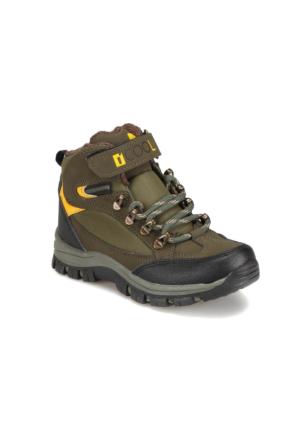 i Cool ic102 Fe Haki Erkek Çocuk Outdoor Ayakkabı