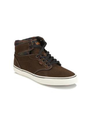 Vans Atwood Hi Kahverengi Unisex Çocuk Sneaker
