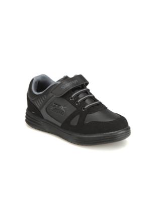 Slazenger Freya Siyah Unisex Çocuk Yürüyüş Ayakkabısı