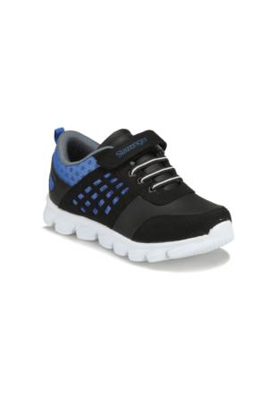 Slazenger Finola Siyah Unisex Çocuk Yürüyüş Ayakkabısı