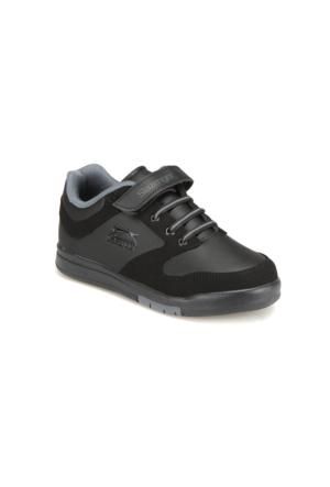 Slazenger Folant Siyah Unisex Çocuk Yürüyüş Ayakkabısı