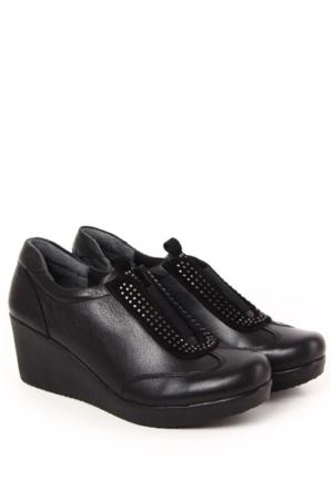 Gön Deri Kadın Ayakkabı 33009