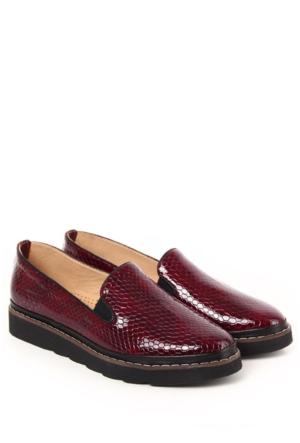 Gön Deri Kadın Ayakkabı 33203