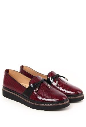 Gön Deri Kadın Ayakkabı 33204