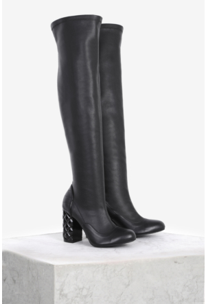 İlvi Lissima 8886 Çizme Siyah