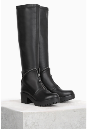 İlvi Massimo 11625 Çizme Siyah