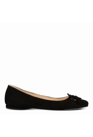 Nine West Nwsımıly Siyah Gerçek Süet Kadın Ayakkabı