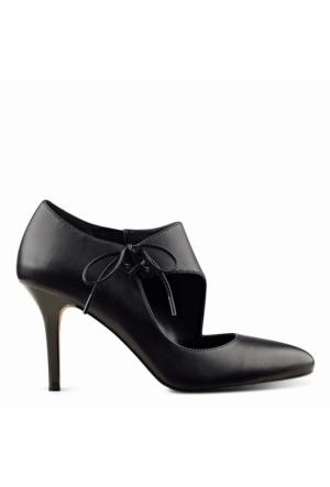 Nine West Nwzonıa Siyah Gerçek Deri Kadın Ayakkabı