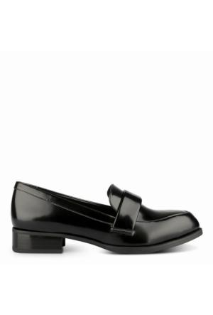 Nine West Nwnextome Siyah Gerçek Deri Kadın Ayakkabı