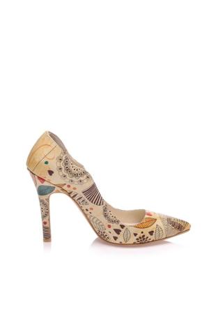 Del La Cassa Kayez 0252 Kadın Ayakkabı