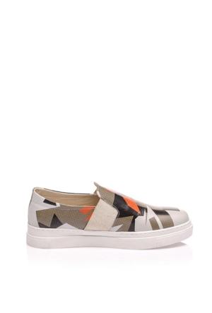 Los Ojo Punkyz 0252 Kadın Ayakkabı