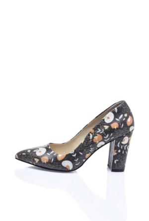 Del La Cassa Sendyz 0252 Kadın Ayakkabı
