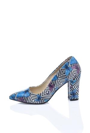 Del La Cassa Serraz 0252 Kadın Ayakkabı