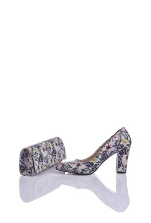 Del La Cassa Cery Set Ceryz 0252 Kadın Ayakkabı Set
