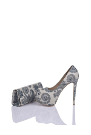 Del La Cassa Greenflor Set Greenflorz 0252 Kadın Ayakkabı Set