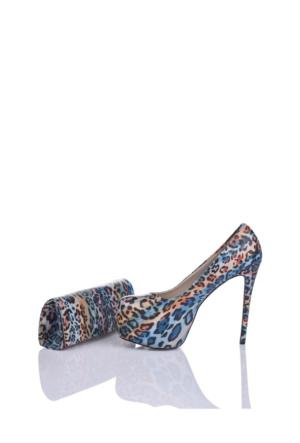 Del La Cassa Tio Set Tioz 0252 Kadın Ayakkabı Set