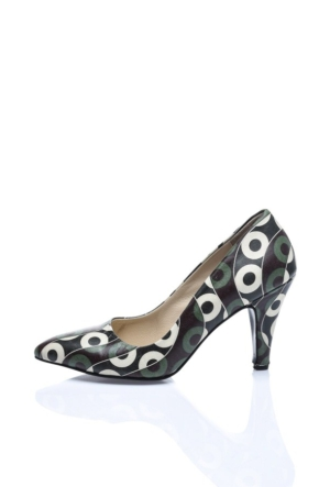 Del La Cassa Zenga 2Z 0252 Kadın Ayakkabı