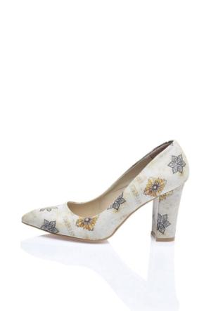 Del La Cassa Zieaz 0252 Kadın Ayakkabı