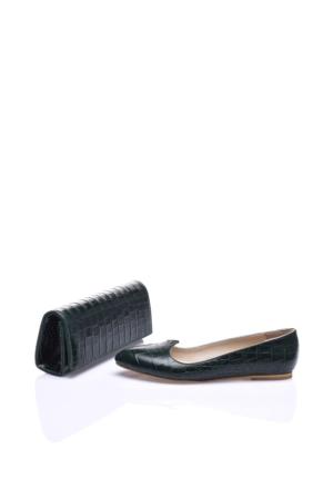 Elena Blanca 401 3Z 0252 Kadın Ayakkabı Set