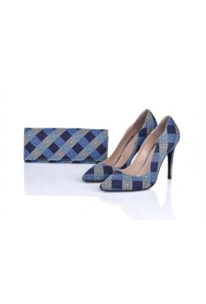 Lorawest Ajx 23 Acz 0252 Kadın Ayakkabı Set