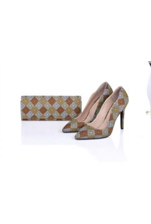 Lorawest Ajx 26 Acz 0252 Kadın Ayakkabı Set