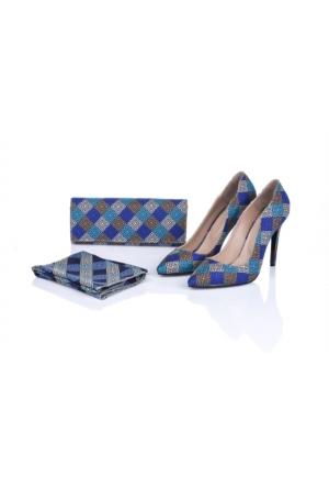 Lorawest Ajx 30 Acz 0252 Kadın Ayakkabı Set