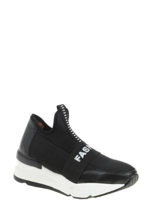Derigo Kadın Spor Ayakkabı Siyah 22348