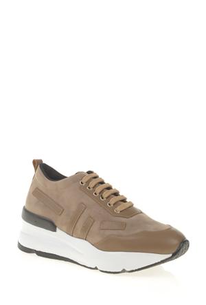 Derigo Kadın Spor Ayakkabı Vizon 22484