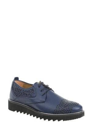 Derigo Erkek Klasik Ayakkabı Lacivert 50340
