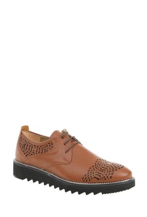 Derigo Erkek Klasik Ayakkabı Taba 50340