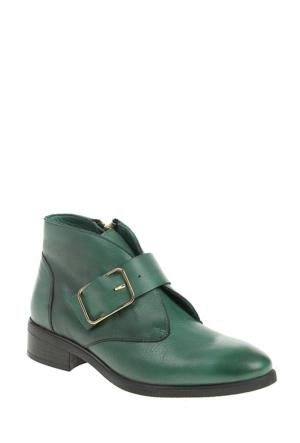 Derigo Kadın Bot Yeşil FR7505
