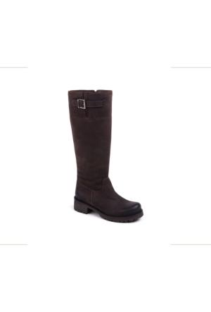 Greyder 02126 Günlük Kadın Kahverengi Çizme
