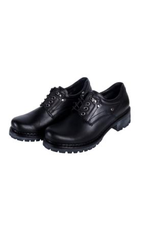 Greyder 02122 Günlük Kadın Siyah Ayakkabı