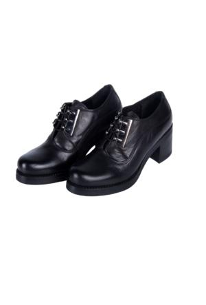 Greyder 55476 Günlük Kadın Siyah Ayakkabı
