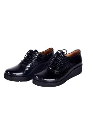Greyder 55533 Kadın Siyah Ayakkabı