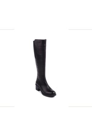 Greyder 55620 Günlük Kadın Siyah Çizme