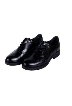 Greyder 55731 Kadın Siyah Ayakkabı