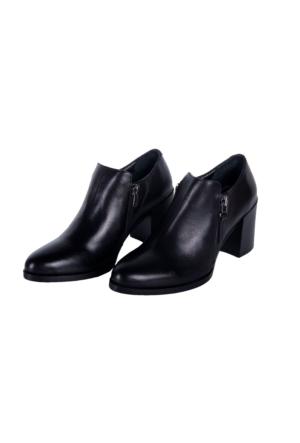 Greyder 55770 Kadın Siyah Ayakkabı
