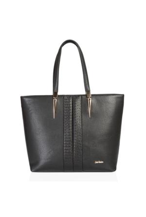 Esta Rubon 44008 Kadın Omuz Çantası Siyah