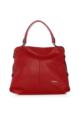 Esta Rubon 40024 Kadın Omuz Çantası Kırmızı
