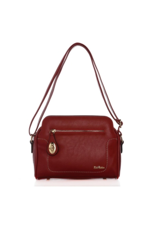 Esta Rubon 44003 Kadın Çapraz Çanta Kırmızı