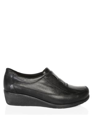 UK Polo Club 64907 Kadın Günlük Ayakkabı Siyah