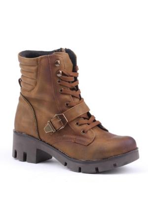 Conpax 1031-V Günlük Termo Taban Bayan Bot Ayakkabı