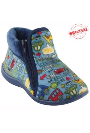 Gezer 02257 Ev ve Kreş Erkek Çocuk Okul Panduf Ayakkabı