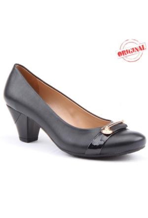 Demirtaş 483 Bayan Ayakkabı Günlük Topuklu Fındık 4,5 cm